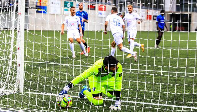 Resum Inter Escaldes-Teuta FK (0-3)