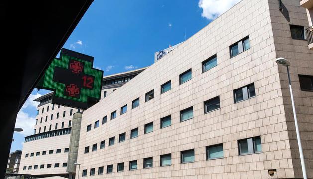 L'hospital.