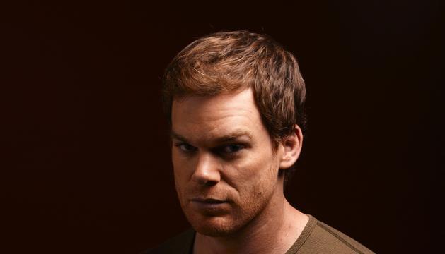 Michael C. Hall, en el paper de Dexter Morgan.