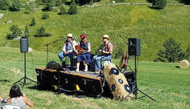 Actuació d'una edició anterior del festival