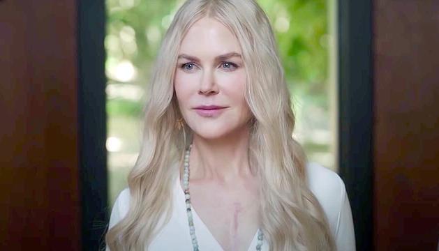 Nicole Kidman a 'Nine Perfect Strangers', que s'estrena el dia 20.