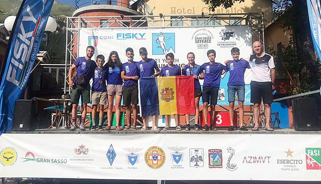 Andorra acaba cinquena