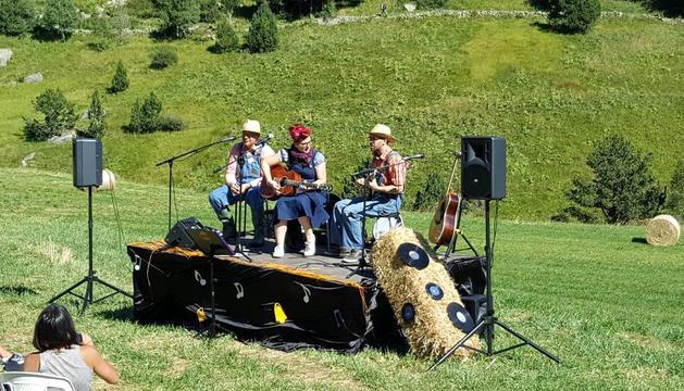 Actuació d'una edició anterior del festival.