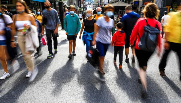 El turisme es recupera però ho fa a mig gas
