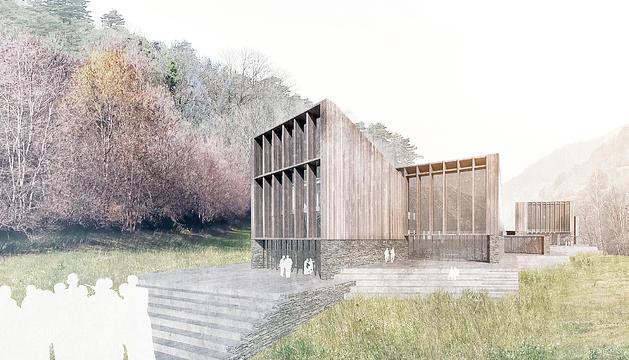 El futur laboratori de Grifols que s'instal·larà a Ordino.