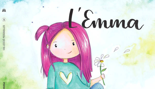 La portada del conte 'L'Emma'.