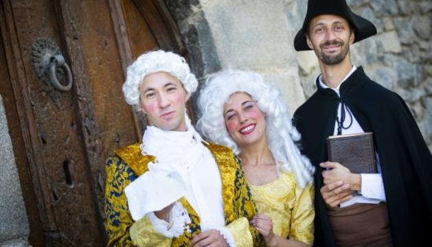 Nits d'estiu als museus · Visita teatralitzada: 'L'Anton Fiter i Rossell espera una visita'