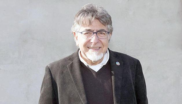 José Aguilera, catedràtic convidat.