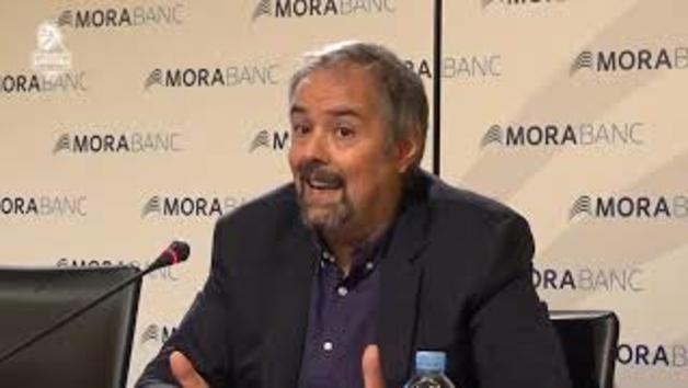 """Presentació de """"Renaixem"""" la campanya de socis del Morabanc Andorra"""