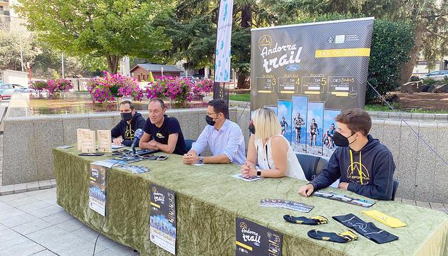 La Sportiva Andorra Trail celebrarà la tercera edició.
