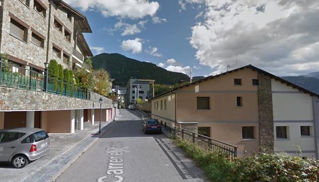 Els fets han tingut lloc a l'avinguda del Través