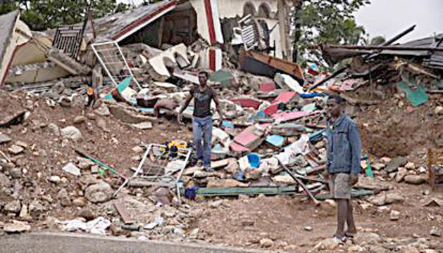 Ajuda andorrana de 15.000 euros per a Haití