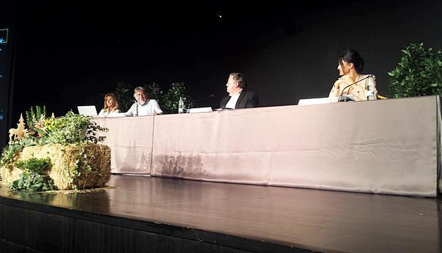 La reunió es va celebrar al Centre de Congressos d'Ordino.