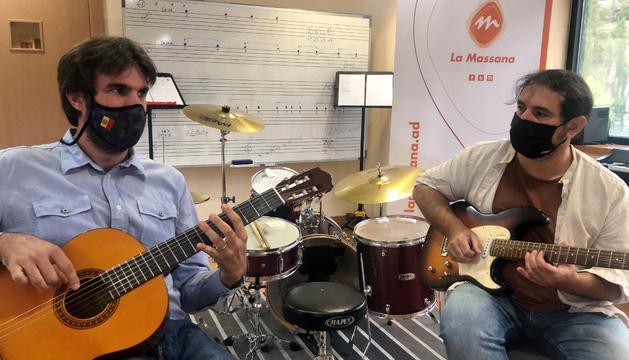 L'Escola de Música de les Valls del Nord vol ser un centre viu i dinàmic.