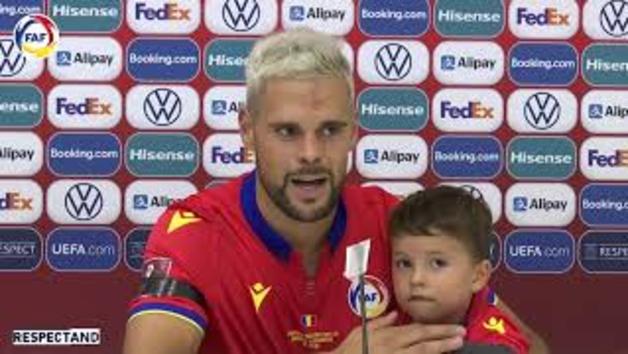 Seleccionador i 'bigolejador' parlen de la 4a victòria en partit oficial de la selecció