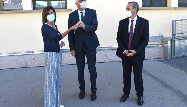 Cessió per a la reforma del Lycée Comte de Foix
