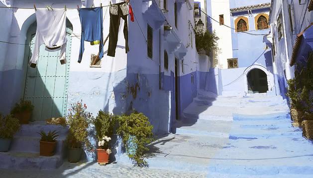 Chefchaouen, Marroc
