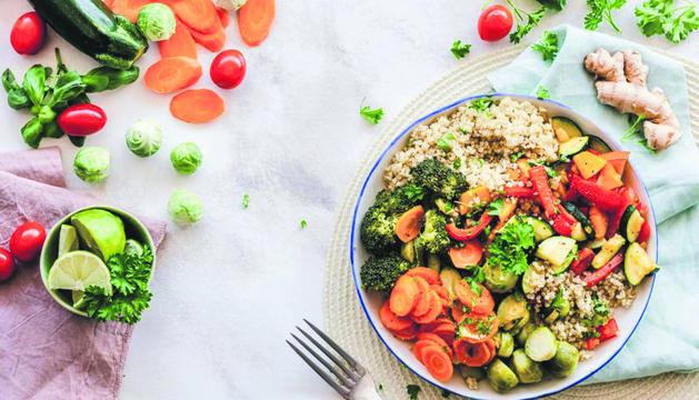 Les verdures, la base de la nostra nutrició.