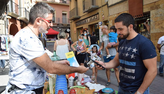 Tax free botigues al carrer a la Seu d'Urgell