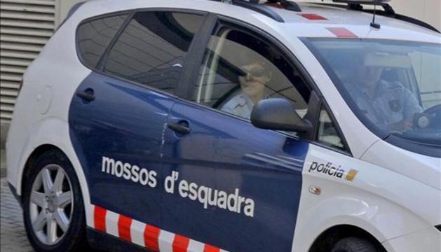 Els fets van tenir lloc dissabte quan els mossos van muntar un control de pas a la carretera C-28