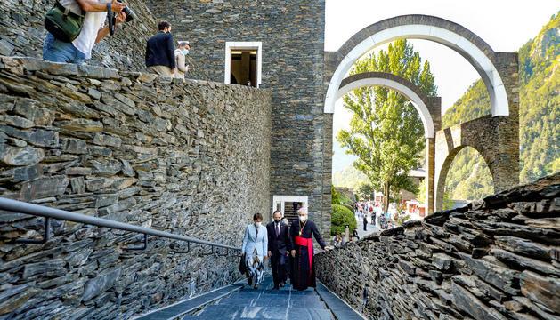 Vives fa una crida per una Andorra més justa