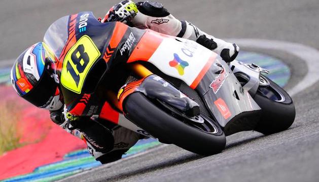 Cardelús disputarà el Campionat del Món de Moto2.