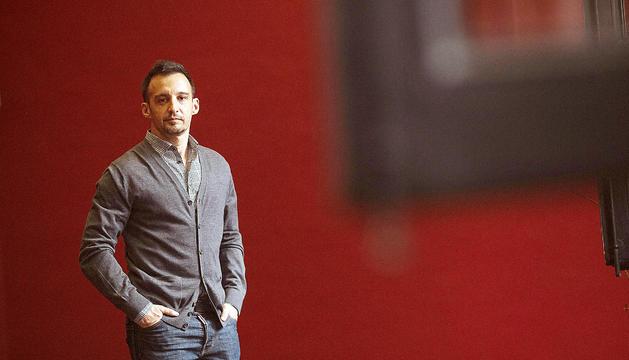 El director de cinema Alejandro Amenábar.