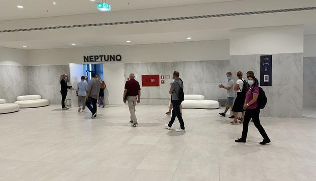 La delegació andorrana ha visitat durant tres dies les instal·lacions
