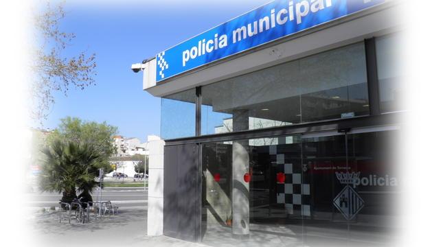 Seu de la policia municipal de Terrassa