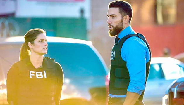 Un fotograma de la nova temporada d''FBI'.