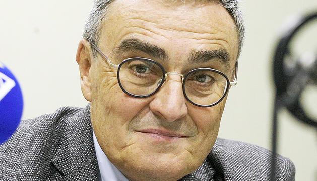 L'ambaixador Àngel Ros.