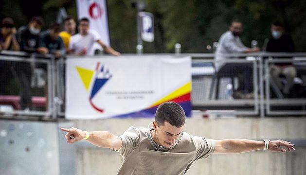Competició a la Serradora.