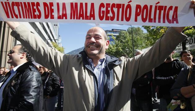 Mort el sindicalista andorrà Joaquim Sobré,