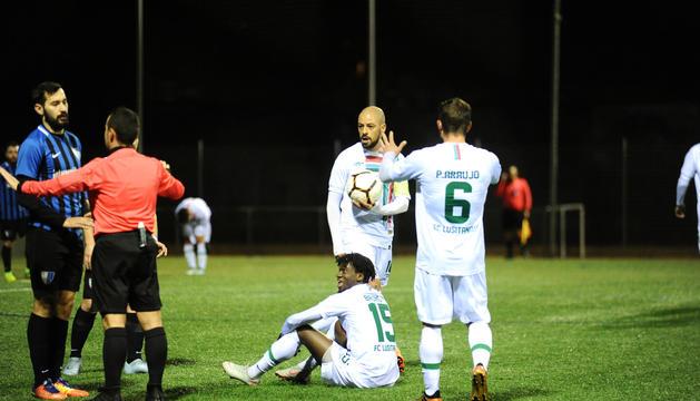 Últim partit de l'FC Lusitans.