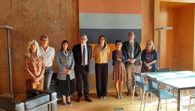 Primera trobada cultural entre Andorra i Occitània