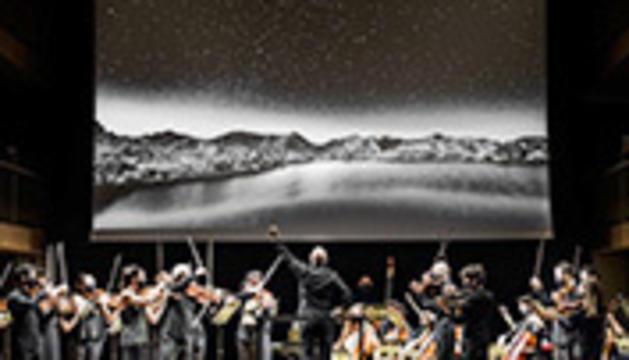 Concert de celebració del vintè aniversari de la creació de la Jove Orquestra Nacional de Cambra d'Andorra (Jonca)