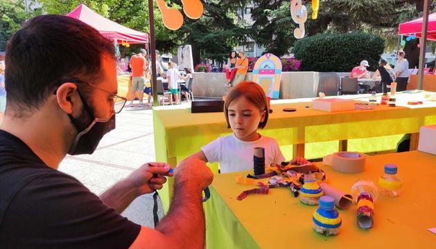 El Petit Cap de Setmana és una proposta educativa pensada perquè les famílies puguin compartir una estona.