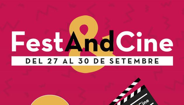 """El cartel de la """"FestAndCine"""""""
