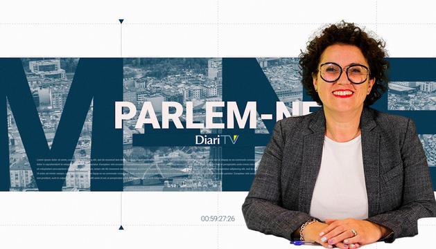 Entrevista a la ministra d'Afers Socials, Joventut i Igualtat, Judith Pallarés