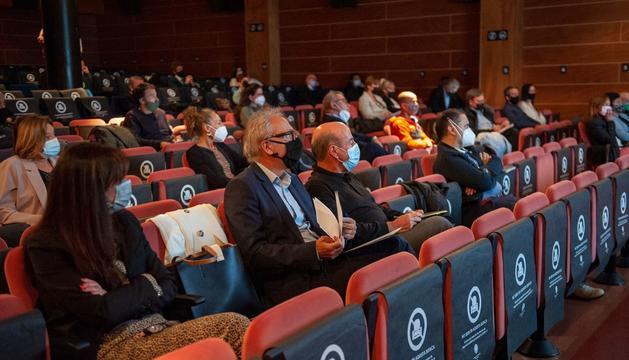 L'acte s'ha celebrat a l'Auditori del Palau de Gel