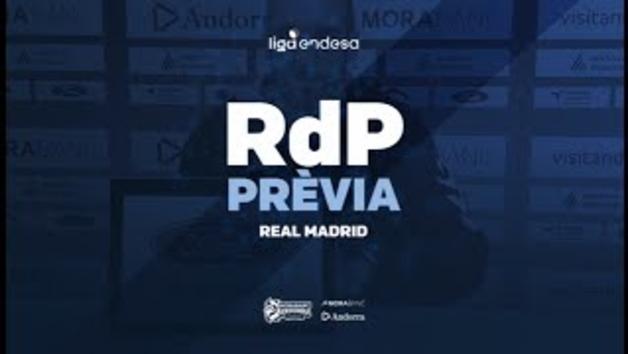 David Jelinek i Ibon Navarro opinen sobre la visita del Real Madrid