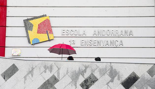 L'escola andorrana d'Escaldes té 15 positius.