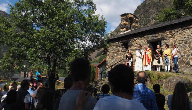 XVIII Aplec a Sant Romà dels Vilars.