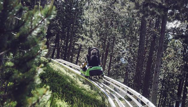 Naturland ha reforçat el manteniment del Tobotroc aquest estiu.