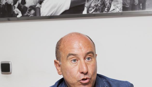 El polític i advocat Alfons Clavera.