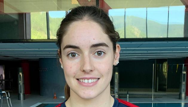 Nàdia Tudó competirà amb un equip alemany.