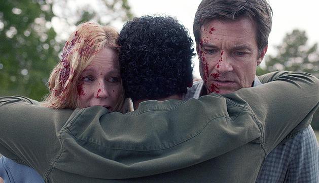 Un moment de la quarta temporada d''Ozark', que arribarà a Netflix l'any vinent.