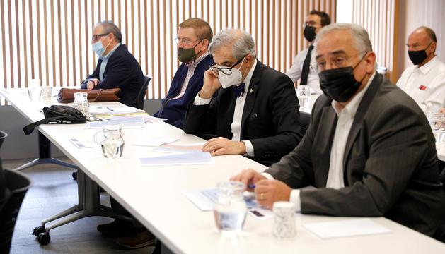 La comissió d'estudi de les pensions.