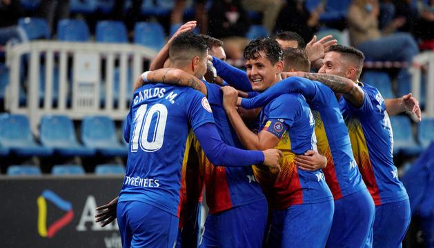 L'FC Andorra demanarà jugar diumenge 31 d'octubre.