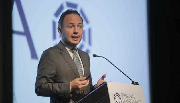 Presentació del Tribunal d'Arbitratge d'Andorra (TAPA)